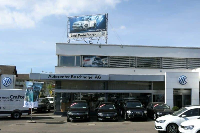 Autocenter Baschnagel AG