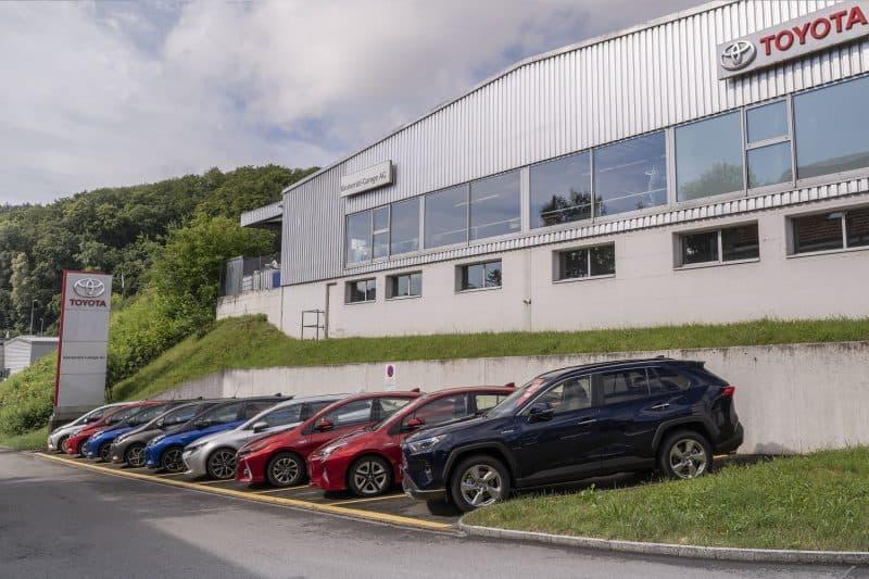 Klosterrüti-Garage AG