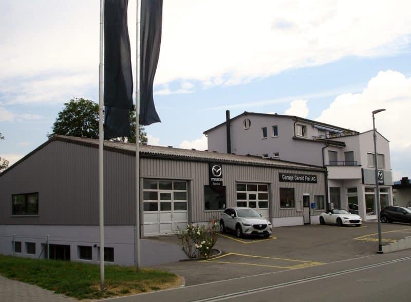 Garage Gerold Frei AG