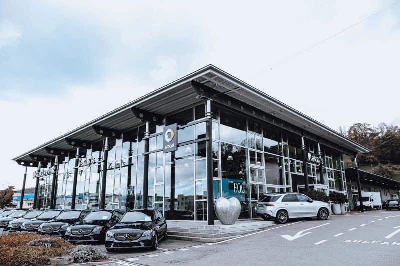 Kenny's Auto-Center AG