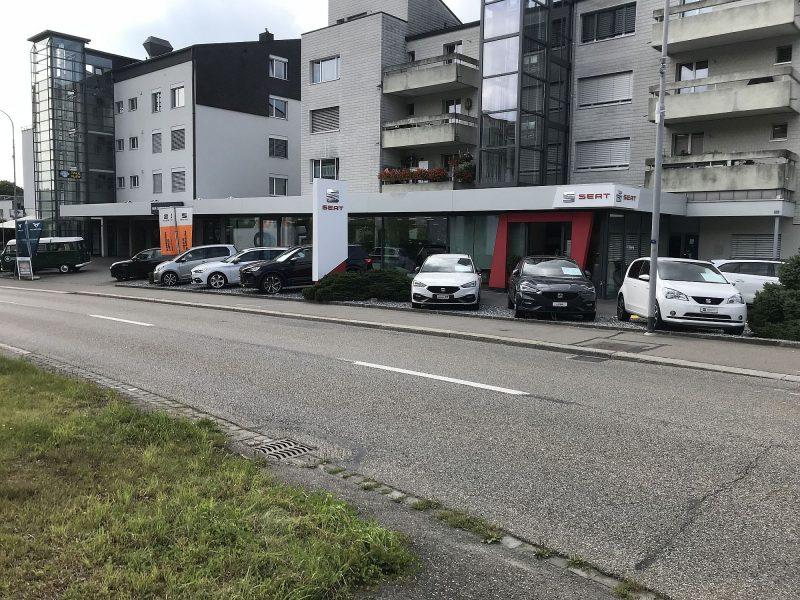 Neue Centrum Garage AG